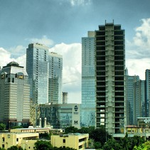 Jakarta SCBD Buildings
